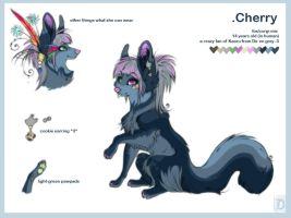 : Cherry ref : by flosh