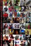 Costume and Prop Montage 2014 by TheDragonSensi