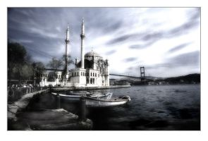 Ortakoy in my dreams by velsheda