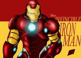 Iron Man by Jey2K