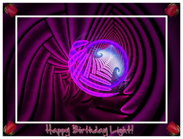 HAPPY BIRTHDAY LIGHT 09 by karma4ya