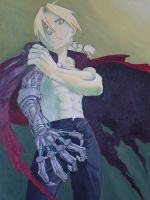 Edward Elric by RosalineElric