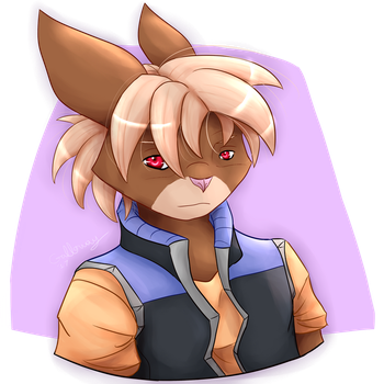 Lucien Bust by Fruitso