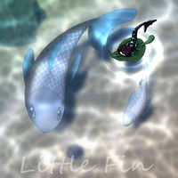 INaLS - Little Fin by Huispe