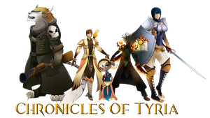 Chronicles Of Tyria by JolenarOfMalkshur