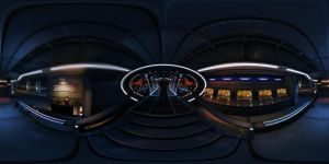 Mass Effect 1 Normandy 360 panorama by droot1986