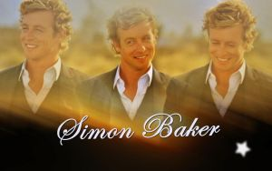 Simon Baker is Patrick Jane by Anthony258