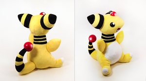 Ampharos (more views)