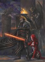 Punished Stannis the rightful king of westeros by Theocrata
