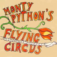 Monty Python's Flying Circus by doctorbanana