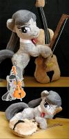 Octavia Plays Cello by Furboz