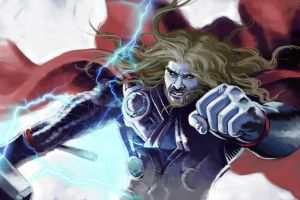 Thor by Maelstromarts