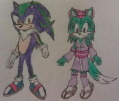 Sonic Adoptables 1 by A5L