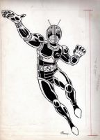 Kamen Rider Black by CaptainNinja