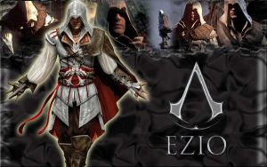 Ezio 3 by Coley-sXe