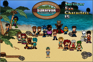 Survivor Fan Characters 15 by SWSU-Master