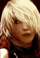 Shinya - The Beautiful Drummer by Rikku16