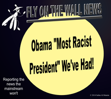 Obama 'Most Racist President' We've Had! by IAmTheUnison