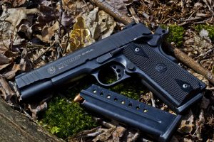 Taurus 1911 by pringle753
