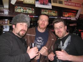 ME and the Trailer Park Boys by Scott-the-DJ