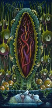 'KEEPERS of the GOURD FLOWER' by RSConnett