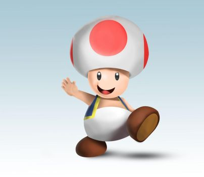 Toad Smashified by koghog