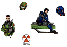 PMC units 1 and 2 by halonut117