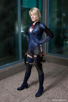 Jill Valentine by DownFall2448