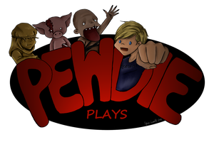 Pewdie Plays by CapnInsanity
