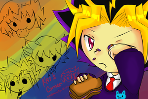 YGO Nursery - Atem by breezelessvanity