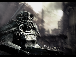 Fallout Wallpaper by TGTrigger