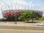 Warsaw stadium by beautifulsplinter