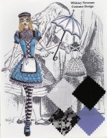 Alice in Wonderland-Alice by Evilchild715