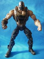 Custom 12 inch Bane Figure by cusT0M