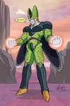 DBZ- CELL'S THE PERFECT A-HOLE by LATIFFY