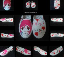 Lucy Shoes by Thesunsetsblack