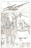 G.I. Joe page 1 by artistjoshmills