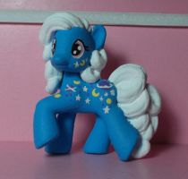 My Little Pony G1to G4 Nightglider by SanadaOokmai