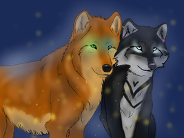 Ferris and Atlas Storm:)~ by SpazMutt