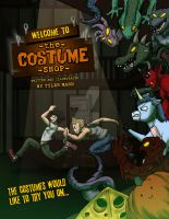 The Costume Shop CHAPTER 1 Full PDF by DR4WNOUT