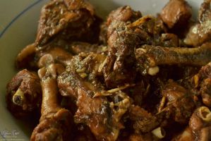 Adobo: King of Filipino Dishes by YS-Liliumsynth