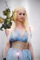 Mother Of Dragons by Angels-Leaf