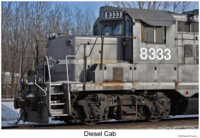 Diesel Cab LXII by hunter1828