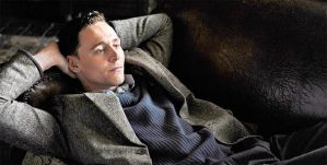 Hiddles in 'The Deep Blue Sea' by HarmonyB2011