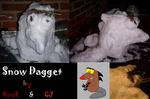Snow Dagget Collab by Achird