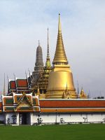 Grand Palace, Bangkok Thailand by ddoss