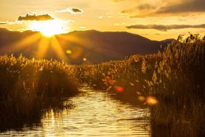 Sunset at BRMBR Utah by Grouper