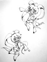 Miku Sower and sweet by Keikonk