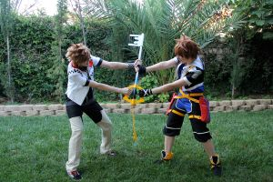 IM THE KEYBLADE MASTER by OurLivingLegacy
