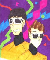 ST09: Two Cool Dudes by Jetsir